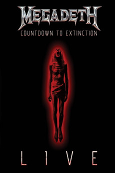 Megadeth: Countdown to Extinction - Live - Movie Poster