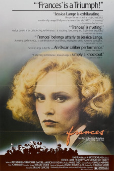 Frances - Movie Poster