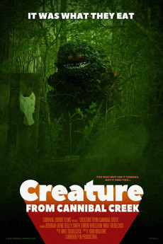 Creature from Cannibal Creek - Movie Poster