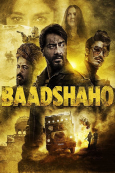 Baadshaho - Movie Poster