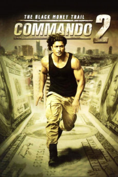 Commando 2 - Movie Poster
