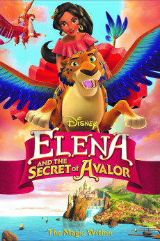 Elena of Avalor Elena and the Secret of Avalor - Movie Poster