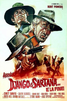 Django and Sartana Are Coming... It's the End - Movie Poster