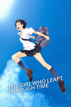 The Girl Who Leapt Through Time - Movie Poster