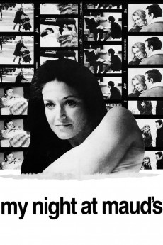 My Night at Maud's - Movie Poster