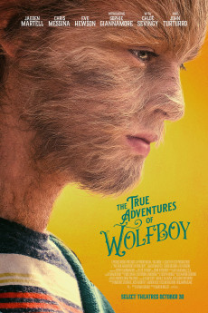 The True Adventures of Wolfboy - Movie Poster