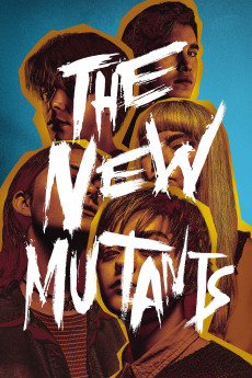 The New Mutants - Movie Poster