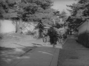 Five Men of Edo - Movie Scene 2