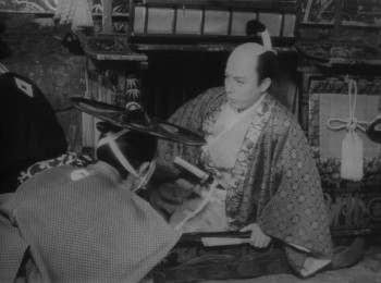 Five Men of Edo - Movie Scene 1