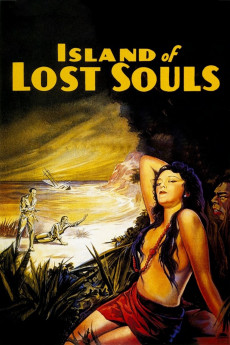 Island of Lost Souls - Movie Poster