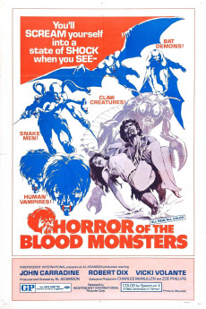 Horror of the Blood Monsters - Read More