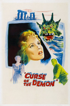 Curse of the Demon - Movie Poster