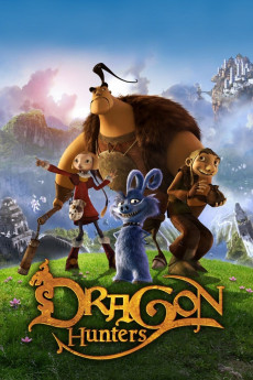 Dragon Hunters - Movie Poster