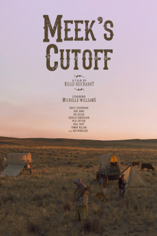 Meek's Cutoff - Movie Poster