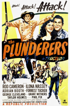 The Plunderers - Movie Poster