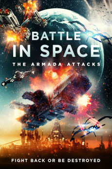Battle in Space: The Armada Attacks - Movie Poster