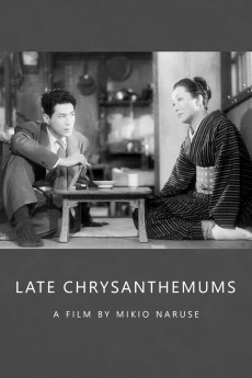 Late Chrysanthemums - Movie Poster