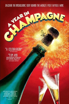 A Year in Champagne - Movie Poster