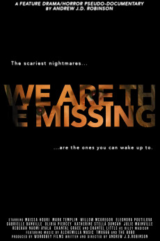 We Are the Missing - Movie Poster