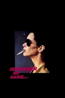 Remember My Name - Movie Poster