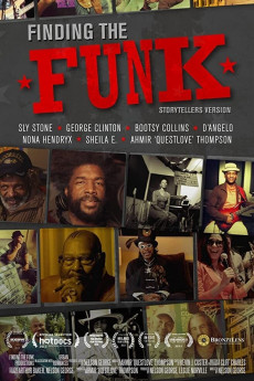 Finding the Funk - Movie Poster