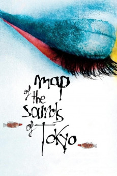 Map of the Sounds of Tokyo - Movie Poster
