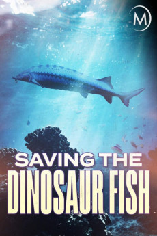 Saving the Dinosaur Fish - Movie Poster
