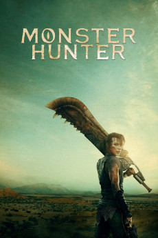 Monster Hunter - Movie Poster