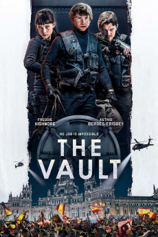 The Vault - Movie Poster
