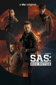 SAS: Red Notice - Movie Poster
