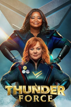 Thunder Force - Movie Poster