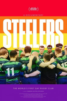 Steelers: the World's First Gay Rugby Club - Movie Poster