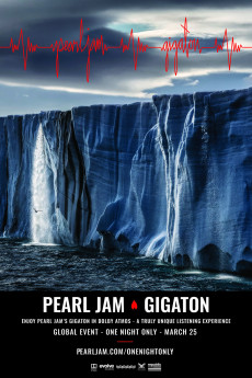 Pearl Jam: Gigaton Theater Experience - Movie Poster
