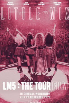 Little Mix: LM5 - The Tour Film - Movie Poster