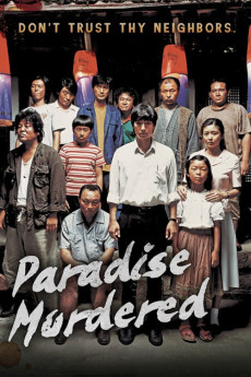 Paradise Murdered - Movie Poster