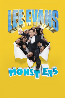 Lee Evans: Monsters - Movie Poster