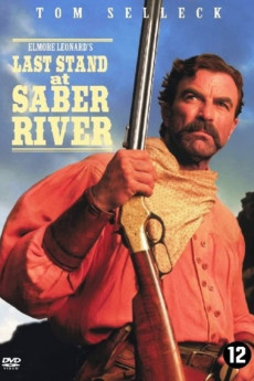Last Stand at Saber River - Movie Poster