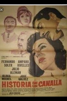 Historia de un canalla - Movie Poster