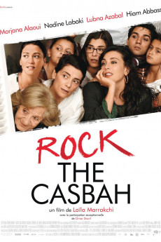 Rock the Casbah - Movie Poster