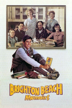 Brighton Beach Memoirs - Movie Poster