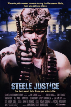 Steele Justice - Movie Poster