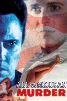 All-American Murder - Movie Poster