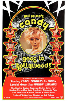 Candy Goes to Hollywood - Movie Poster