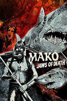 Mako: The Jaws of Death - Movie Poster
