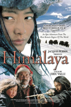 Himalaya - Movie Poster