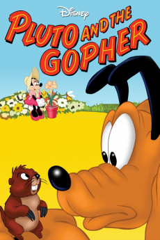 Pluto and the Gopher - Movie Poster